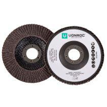 Flap discs 115 mm 2 pcs.