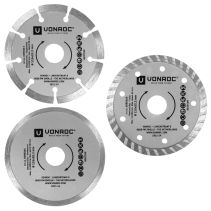 Diamond cutting discs 115mm