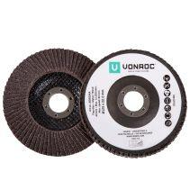 Flap discs 125 mm 2 pcs.