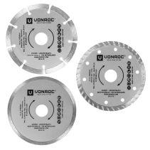 Diamond cutting discs 125mm