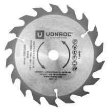 Circular saw blade 150 x 16mm - 18T | Suitable for wood - Universal