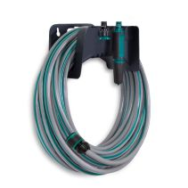 Garden hose 20m   incl. hose holder, nozzle and couplings