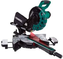 Radial Mitre Saw 2000W - 254 mm | With laser & LED-light