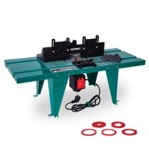 Router table - Top router table | Universal
