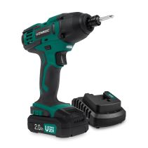 Cordless impact driver 20V - 2.0Ah | Incl. battery and quick charger