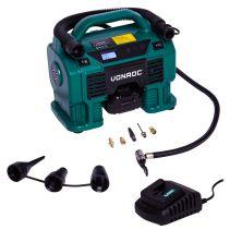 Compressor 20V - 12V | Incl. 2.0Ah battery and charger