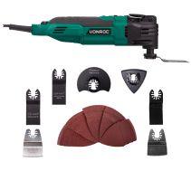 Oscillating Multi tool 300W - including 61 accessories | VONROC