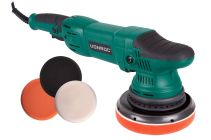 VONROC Dual action polisher - 1050W - 150mm | Incl. 4 polisher pads