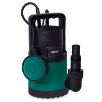 Submersible pump 300W – 6500l/h   For clean and slightly polluted water