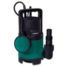 Submersible pump 400W - 8000l/h   Dirty and clean water