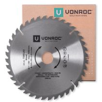 Saw blade for table saw - 210 x 30mm - 40T | Universal