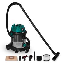 Wet and dry vacuum cleaner 1400W with 20L tank