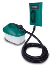 Wallpaper steamer 2000W - 4.5L with 3.5m hose