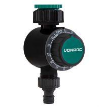 VONROC Water timer - Mechanical   Adjustable time 0 - 120 minutes